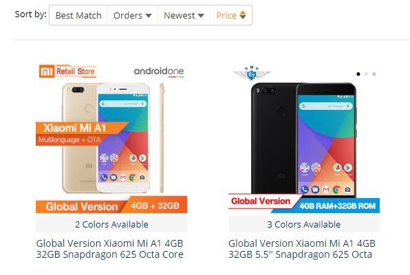 Ar verta pirkti mobilųjį telefoną iš aliexpress ?